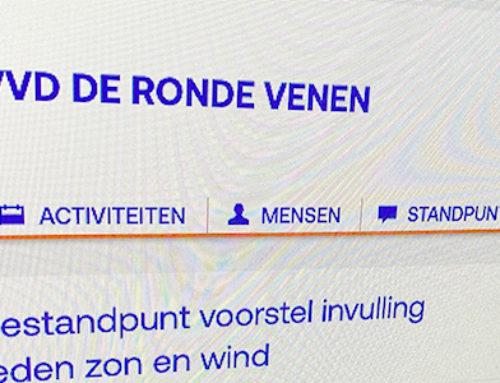 De VVD draait: tegen windenergie